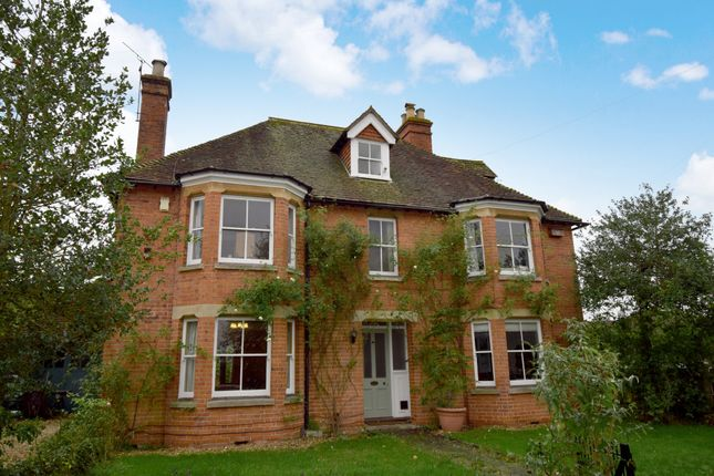 Thumbnail Detached house for sale in Old Newtown Road, Newbury