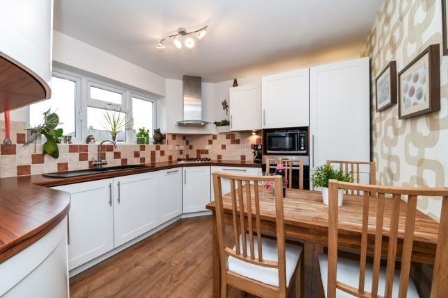 Kitchen of Fyfield Road, Rainham RM13