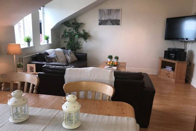 Thumbnail Flat to rent in Flat 1 Dinsdale Villas, Dinsdale Place, Sandyford