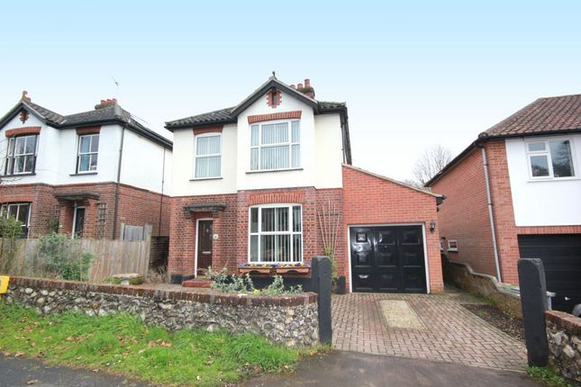 Thumbnail Detached house for sale in Thunder Lane, Thorpe St Andrew, Norwich