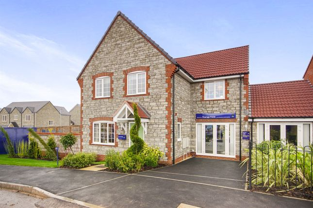 Thumbnail Semi-detached house for sale in Charfield Village, Charfield, Wotton Under Edge