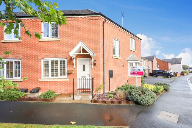Thumbnail Semi-detached house for sale in Butler Best Way, Kidderminster