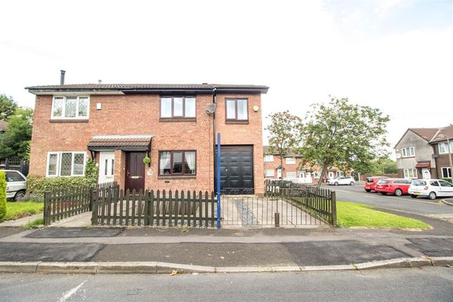 Thumbnail Semi-detached house for sale in Kilsby Close, Farnworth, Bolton