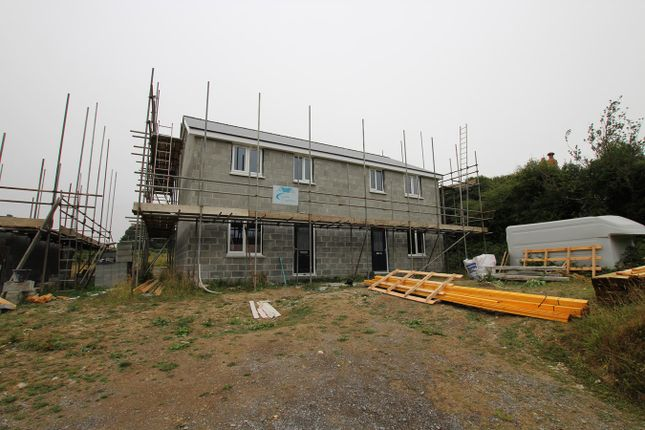Thumbnail Semi-detached house for sale in Land Adj Mount Pleasant, Capel Iwan, Newcastle Emlyn