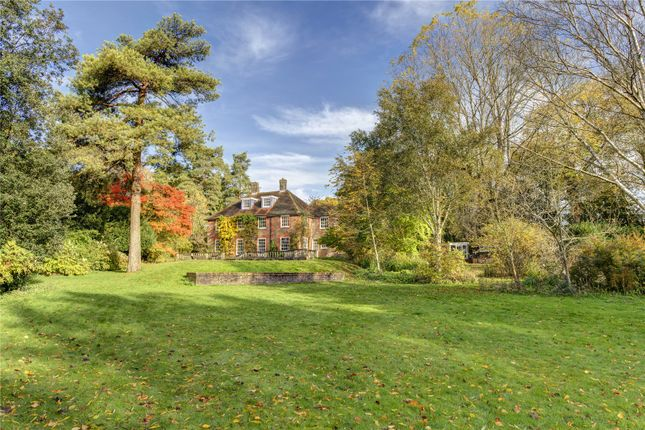 Thumbnail Detached house for sale in Rectory Lane, Bradenham, High Wycombe, Buckinghamshire