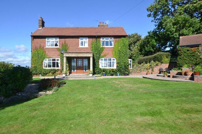 Thumbnail Detached house for sale in Rose Crest, Healey Road, Ossett
