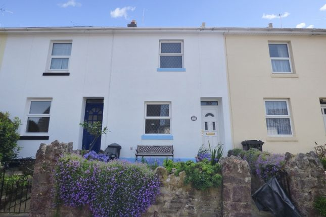 Thumbnail Terraced house for sale in Western Road, Torquay