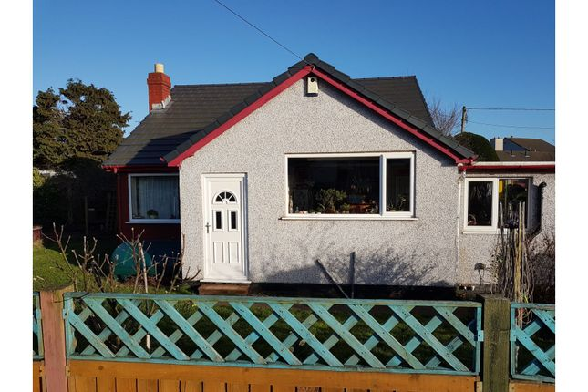 Thumbnail Detached bungalow for sale in Lon Capel, Dwyran