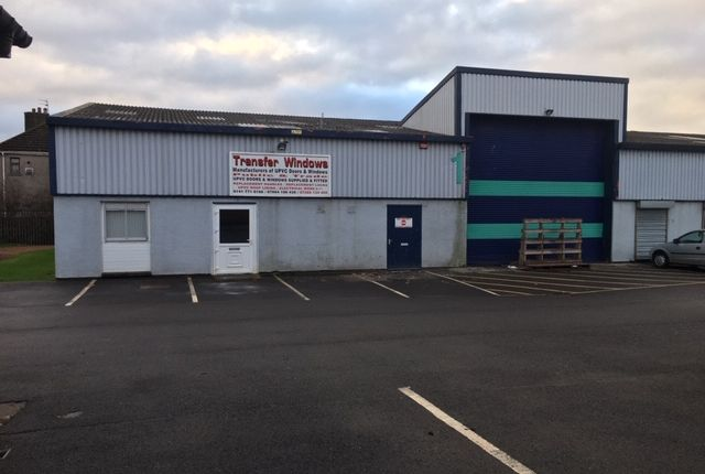 Thumbnail Industrial to let in Unit 1, Baillieston Distribution Centre, Nurseries Road, Glasgow