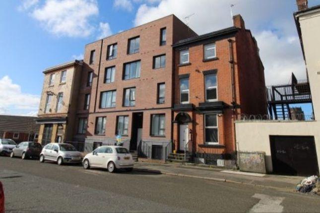 Upper Hill Street, Toxteth, Liverpool L8