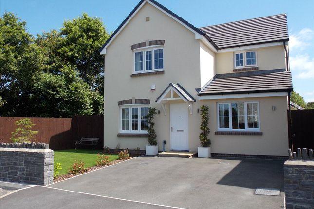 Thumbnail Detached house for sale in Castleton Grove, Haverfordwest, Pembrokeshire