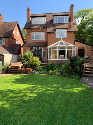 Thumbnail Detached house to rent in Edgbaston Road, Moseley, Birmingham