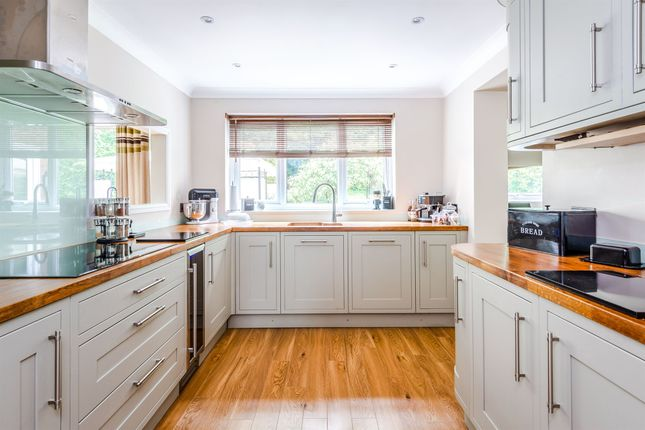 Thumbnail Detached house for sale in Lucas Close, East Grinstead