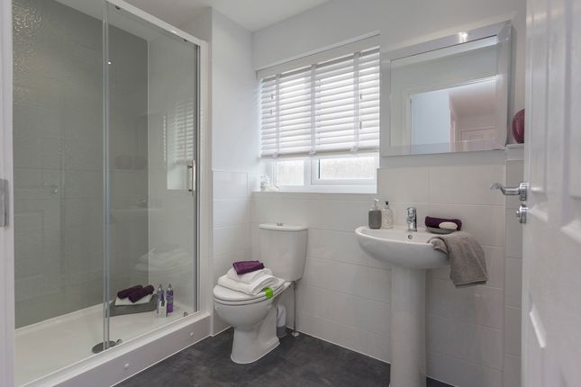"""3 bedroom property for sale in """"The Fyvie"""" at Torbeith Gardens, Hill Of Beath, Cowdenbeath"""