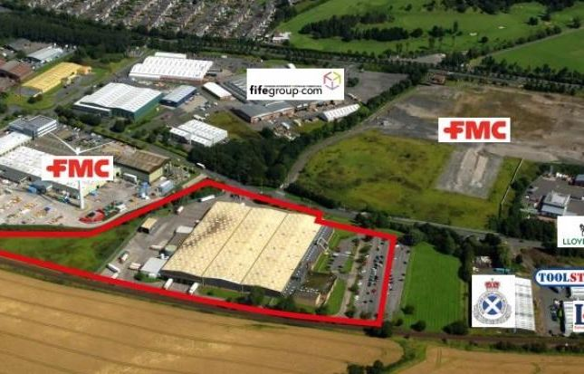 Thumbnail Light industrial for sale in Pitreavie Way, Pitreavie Business Park, Dunfermline