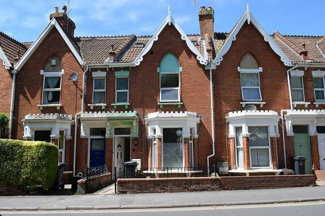 Thumbnail Terraced house to rent in Cranleigh Gardens, Bridgwater