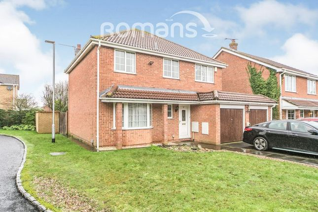 Thumbnail Detached house to rent in Rosemary Avenue, Earley, Reading