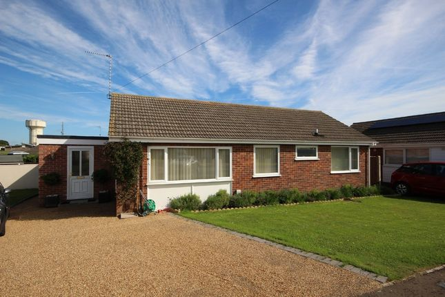 Thumbnail Detached bungalow for sale in Bure Close, Caister On Sea, Great Yarmouth