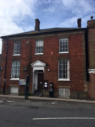 Thumbnail Office for sale in Cheap Street, Newbury
