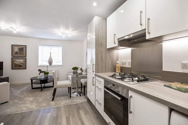 """1 bedroom flat for sale in """"Lotus House"""" at Blythe Gate, Blythe Valley Park, Shirley, Solihull"""