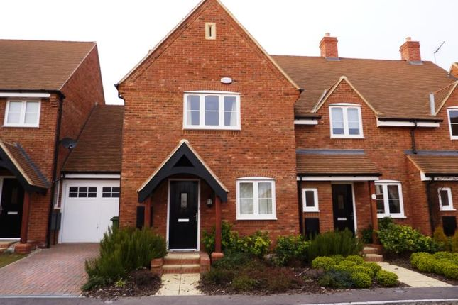 Thumbnail Terraced house to rent in School Close, Mill Lane, Westbury