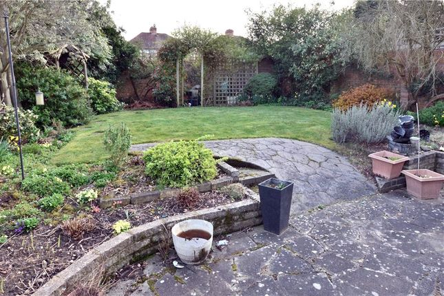 Garden of Angle Close, Hillingdon, Middlesex UB10