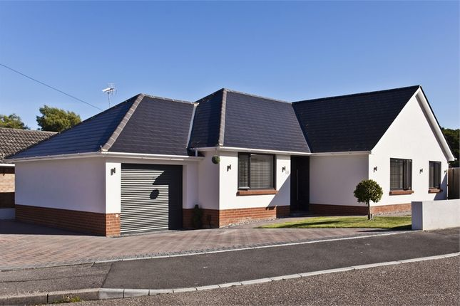 Thumbnail Detached bungalow for sale in Stoborough Drive, Broadstone, Dorset