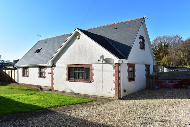 Detached bungalow for sale in Pantyffynnon Road, Ammanford