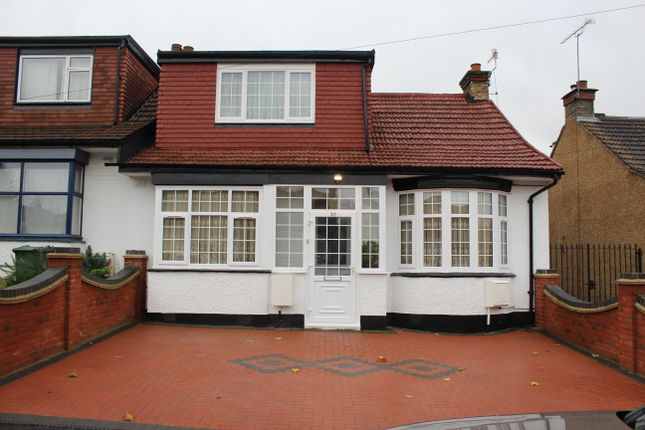 Thumbnail Semi-detached house for sale in Mark Avenue, Chingford London