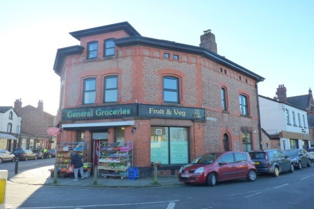 Thumbnail Flat to rent in Village Road, Prenton
