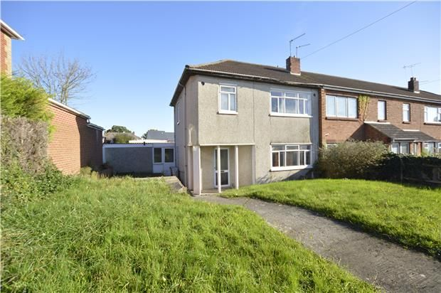 Thumbnail End terrace house for sale in Bell Road, Coalpit Heath, Bristol
