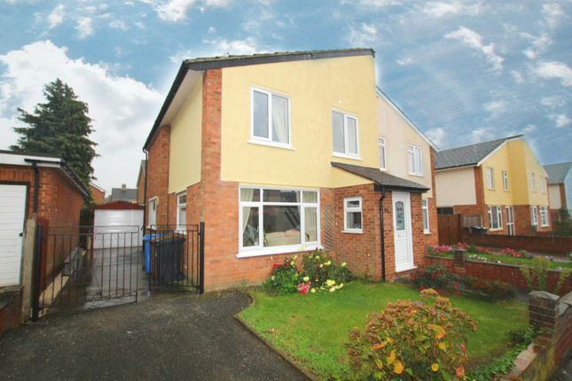 Thumbnail Semi-detached house to rent in Lonsdale Close, Ipswich