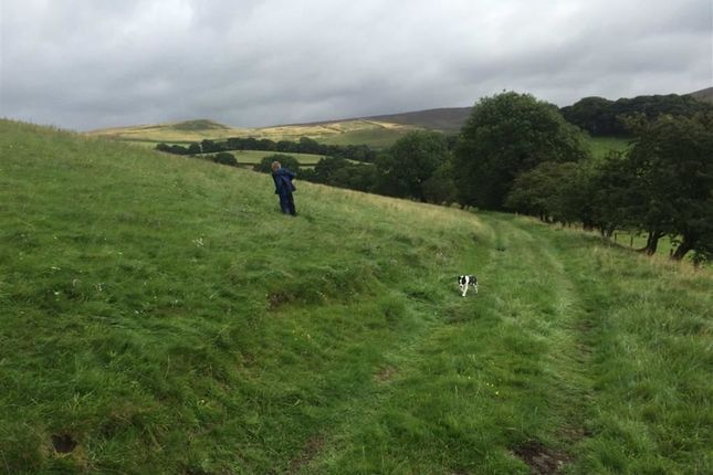 Thumbnail Land for sale in Lanehead Road, Little Hayfield, High Peak