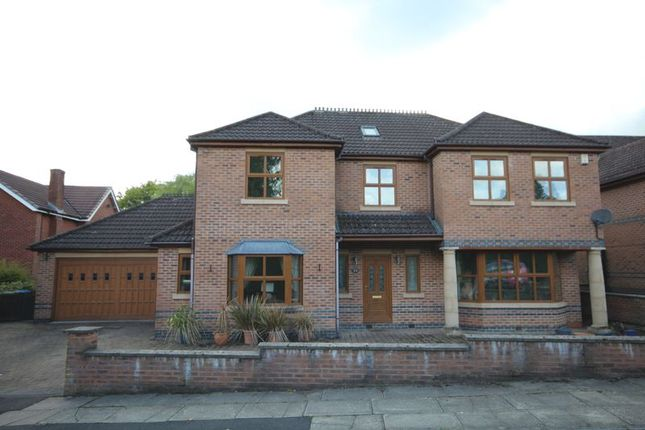 Thumbnail Detached house for sale in Northdene Drive, Bamford, Rochdale
