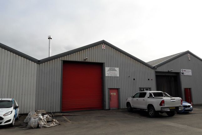 Thumbnail Light industrial to let in Lindum Business Park, Station Road, North Hykeham, Lincoln