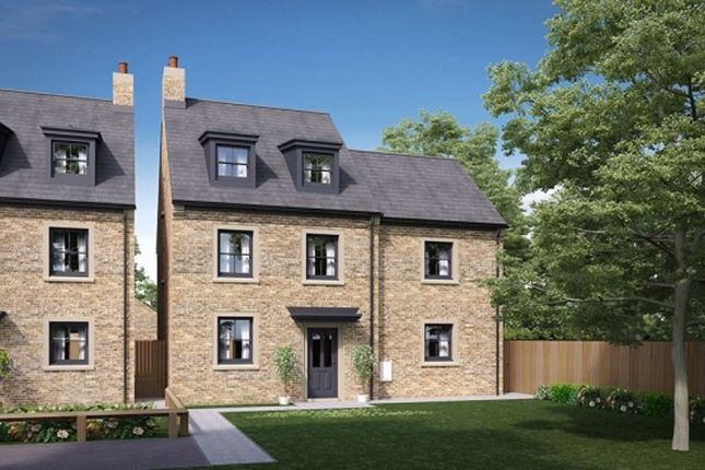 Thumbnail Detached house for sale in Plot 4, Mount Vale Gardens, York