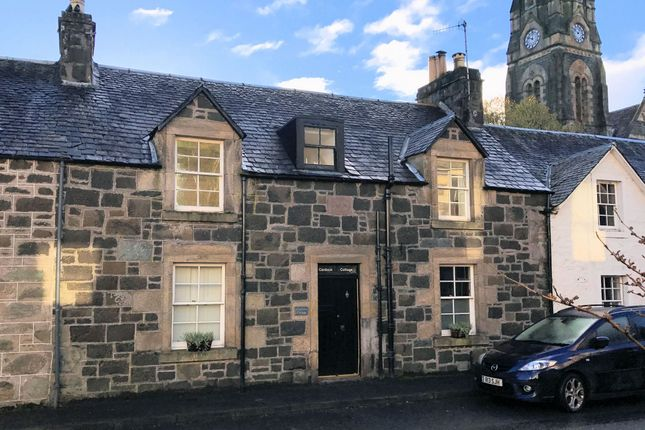 Thumbnail Cottage for sale in Burrell Street, Comrie