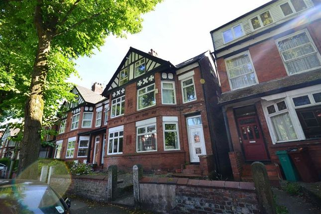 Thumbnail Semi-detached house to rent in Bamford Road, Didsbury, Manchester