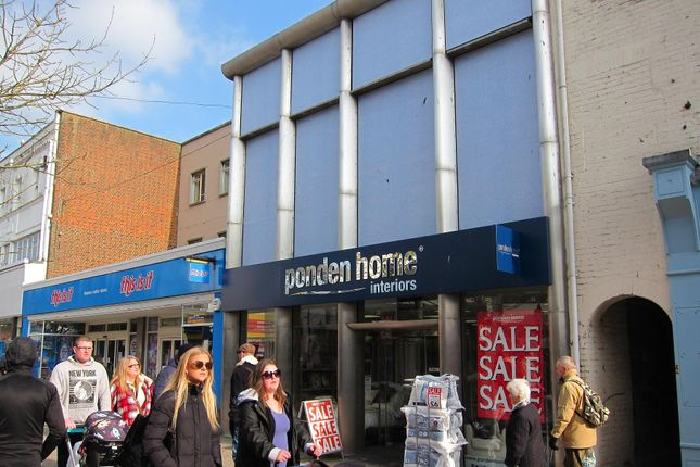 Thumbnail Retail premises to let in 121 High Steet, 121 High St, Poole