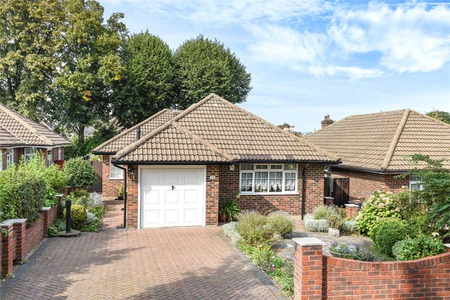 Thumbnail Detached bungalow for sale in Farm Drive, Shirley, Croydon