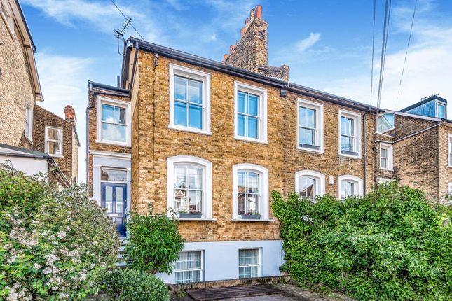 Thumbnail Semi-detached house for sale in Ravensbourne Road, London
