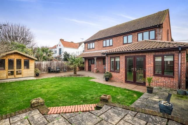 Thumbnail Detached house for sale in Kessingland, Lowestoft, Suffolk