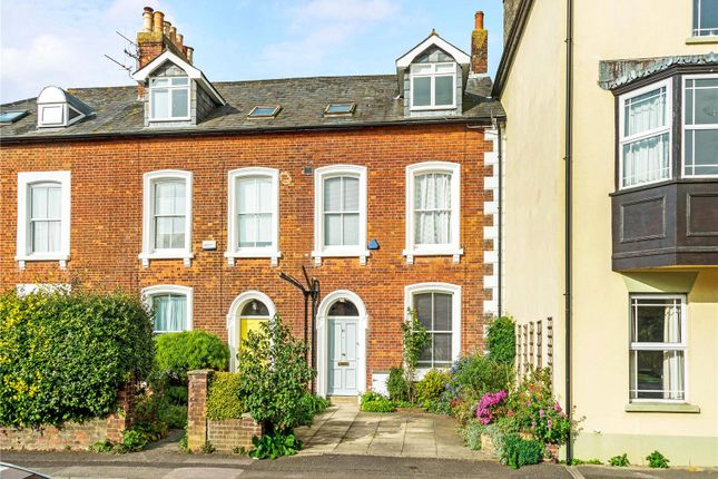 Thumbnail Terraced house for sale in Harcourt Terrace, Salisbury, Wiltshire