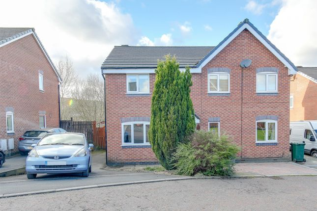 3 bed semi-detached house to rent in Holden Wood Drive, Haslingden, Rossendale