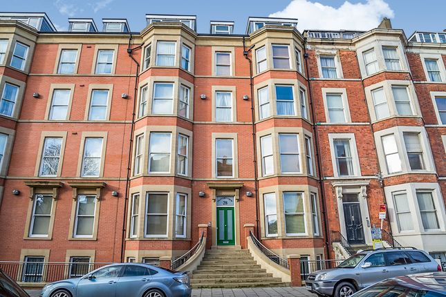Thumbnail Flat for sale in Olivers View, 28 Prince Of Wales Terrace, Scarborough, North Yorkshire
