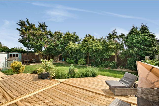 Garden of Kent Elms Close, Southend-On-Sea SS2