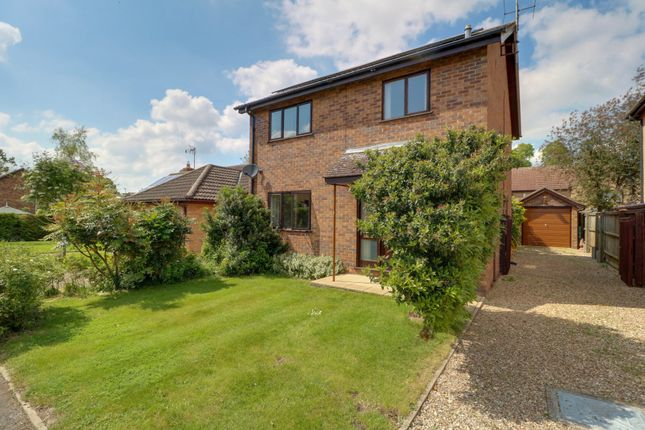 Thumbnail Detached house for sale in New River Green, Exning, Newmarket