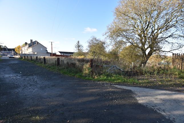Site Overall of Whitegates Terrace, Kelty KY4