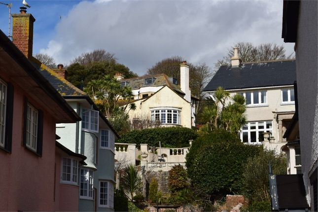 Thumbnail Detached house for sale in Fore Street Hill, Budleigh Salterton