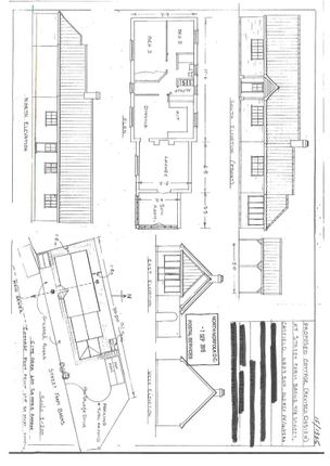 Thumbnail Land for sale in Street Farm Barns, Catfield, Great Yarmouth